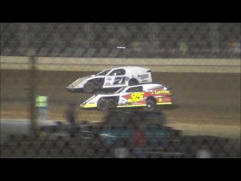 Sharon Speedway Renegades of Dirt Modifieds 7-21-2016
