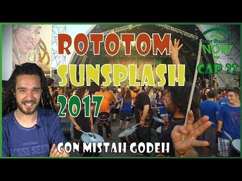 Rototom Sunsplash 2017: CANNABIS y la mejor música REGGAE en el festival del verano Marihuana NOW 22
