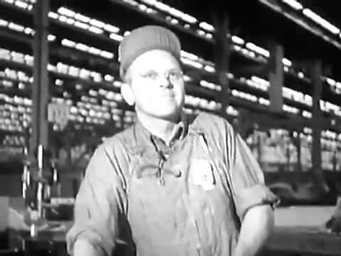 The British Plastics Industry - 1945 Educational Documentary - WDTVLIVE42