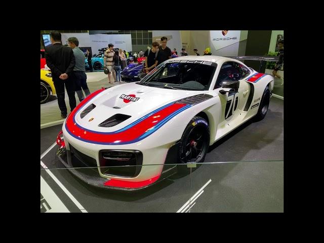 Motor Show 2020 Singapore @Suntec Convention Centre