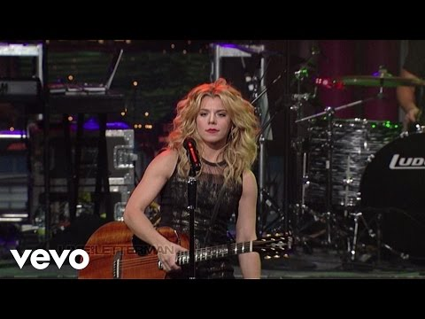 The Band Perry - I'm A Keeper (Live On Letterman)