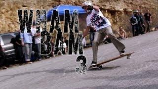 Wham Bam Slide Jam III - 2014 | Longboarding