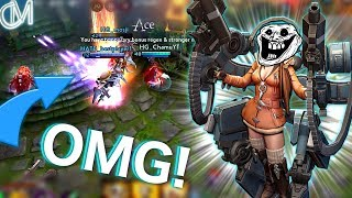 VAINGLORY | INSANE TRY NOT TO DIE CHALLENGE IN RANK! VAINGLORIOUS GAMEPLAY! ROASTING RUMBLYSUPERSET!