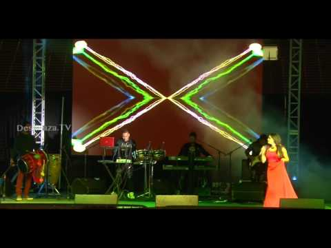 Jyotica Tangri entertains the audience by her