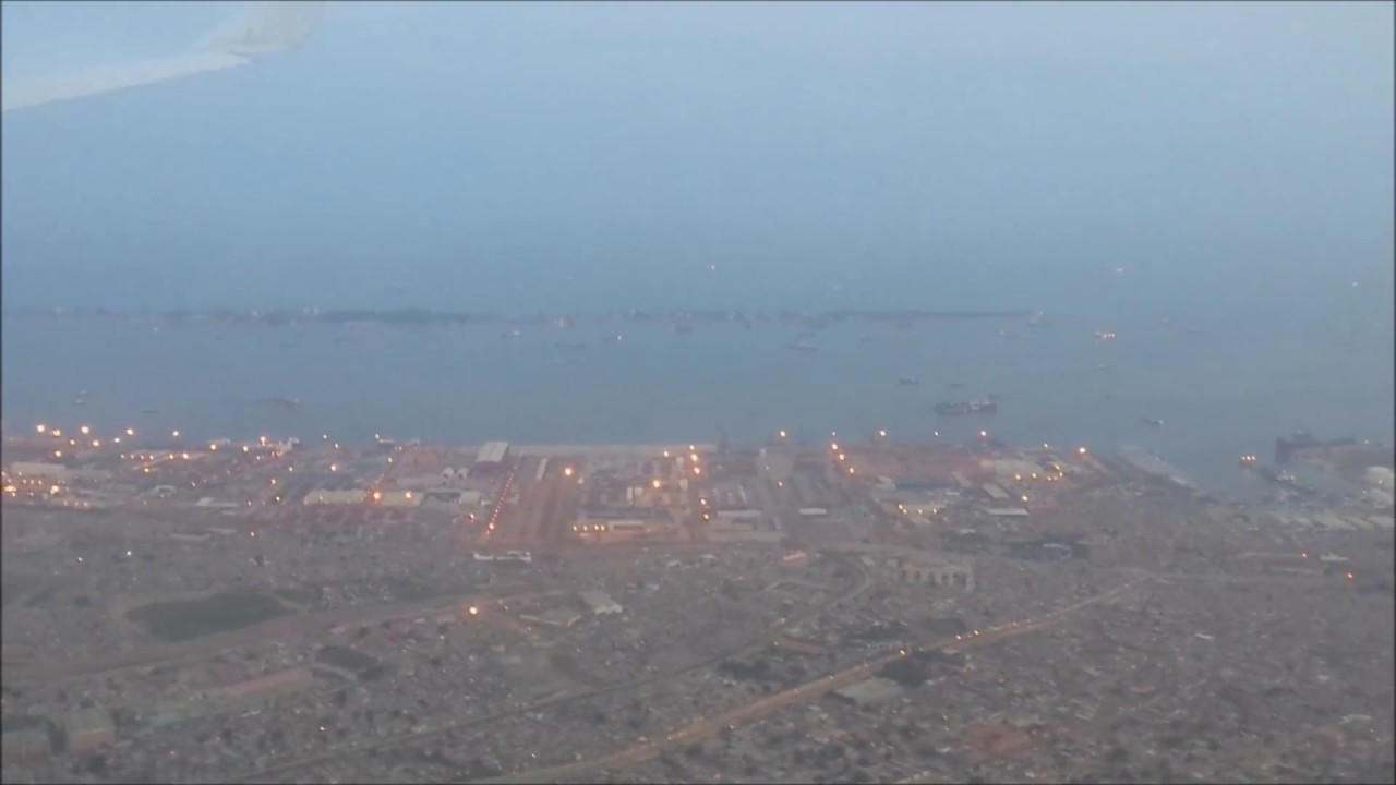 Aeroporto Luanda Chegadas : Chegada ao aeroporto de fevereiro luanda angola youtube