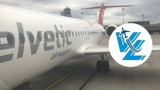 Trip Report: Helvetic Airways (SWISS) - Zurich to Munich - ZRH-MUC LX1108 - Economy on Fokker 100