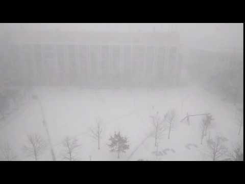 Snow at MIT
