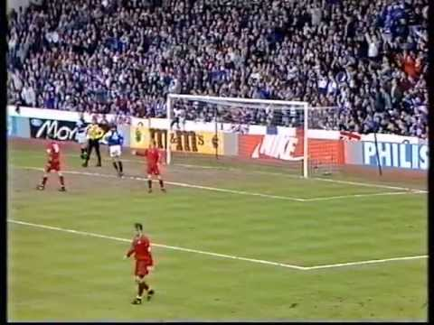 Rangers v CSKA Moscow 21/4/93 part 2
