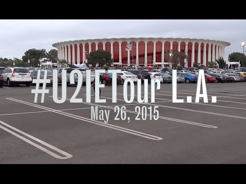 2015-05-26 U2 Innocence + Experience Tour Live From Los Angeles [1080p by MekVox]
