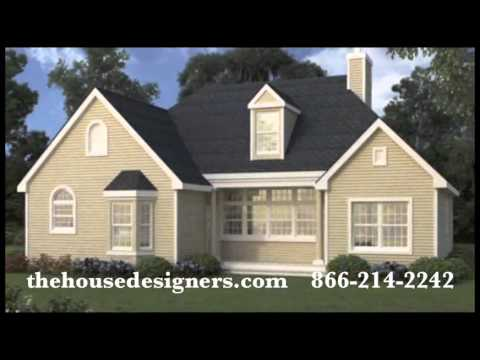 Ranch House Plan - Affordable Ranch House Plans