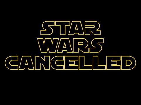 LUCASFILM CANCELS UPCOMING STAR WARS FILMS!