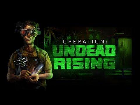 War Commander Operation: Undead Rising