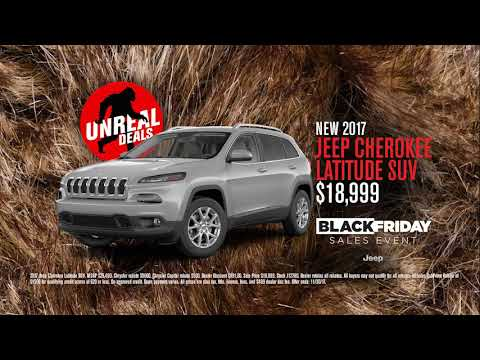 Unreal Deals On Jeep Cherokee Latitude | Larry H. Miller Chrysler Jeep  Tucson