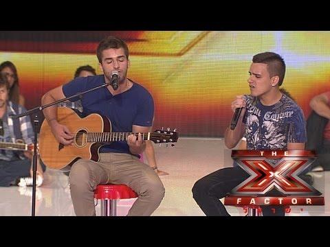 ישראל X Factor - יאן וטומי אגמי - Coming Home