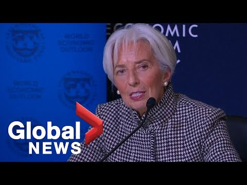 IMF warns of sharp global economic decline due to weakness in Europe