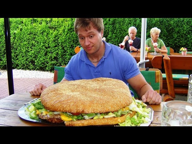 Top 10 Burger Challenges