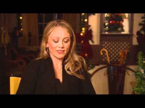 EXCLUSIVE - Farewell Mr. Kringle - Hallmark Channel - Christine Taylor on Kris Kringle