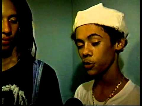 "Ziggy Marley - Short ""War"" Clip - A Young Damian Jr. Gongzilla Marley - Short Interview Clip"