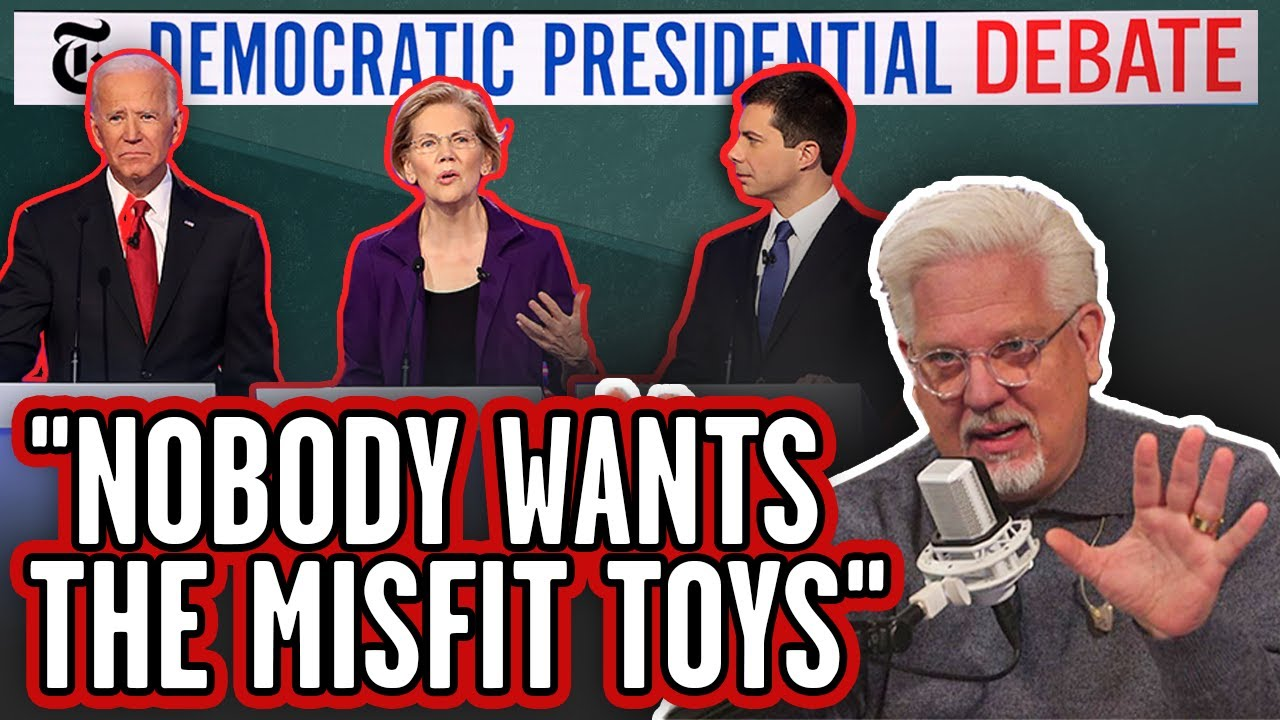 DEMOCRATS ARE THE MISFIT TOYS: This is Why Trump was Elected - Glenn Beck