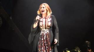 Video Adele - Glastonbury - Hello - June 2016 download MP3, 3GP, MP4, WEBM, AVI, FLV Juli 2018