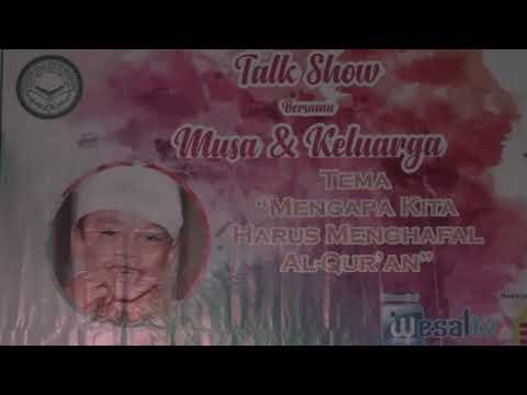 Video Klip Kedatangan Musa (Hafidz Cilik) ke Majelis Usyaqil Quran
