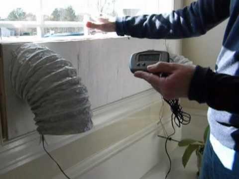 Solar Window Heater Youtube