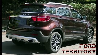2020 Ford Territory - NEW Stylish Mid-Size SUV !