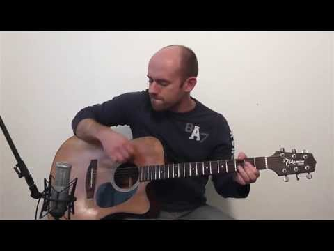 Beautiful Day (U2) - Acoustic Guitar Solo Cover (Violão Fingerstyle)