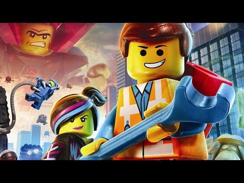 CGR Undertow - THE LEGO MOVIE VIDEOGAME review for PlayStation 3