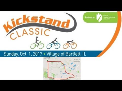 GoPro Cycling: Kickstand Classic 2017, Bartlett, Illinois, Sunday, October 1, ONE LOOP