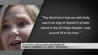 Accusers keep heat on Epstein's inner circle