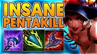 Download MY CRAZIEST PENTAKILL EVER (INSANE SNIPES) - BunnyFuFuu Full Gameplay Mp3 and Videos