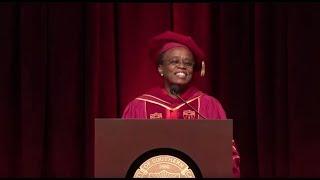 Wanda Austin   USC Viterbi Graduate Commencement 2018 thumbnail