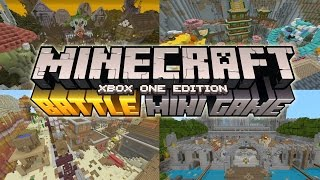 Stampy's Top 10 Battle Mini-Game Maps