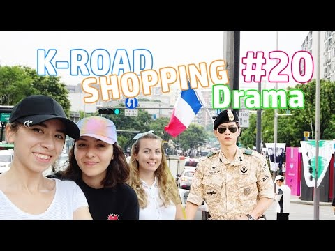 VLOG 20 : AGENCE K-POP, DESCENDANTS OF THE SUN LE RETOUR & S