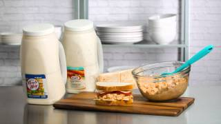 Add something special to your menu with Kraft Miracle Whip Spread