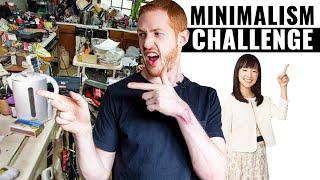 Minimalism like Marie Kondo - 30 Day Challenge || Max