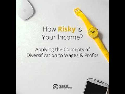 262-How Risky is Your Income? Applying the Concepts of Diversification to Wages and Profits