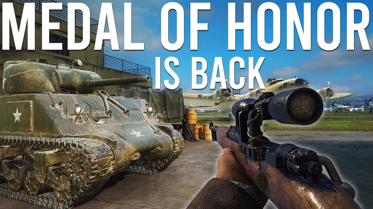 Medal of Honor ist zurück! + video