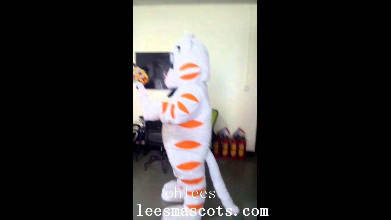 OHLEE Customized Fat Cat Corporate Mascot Costume