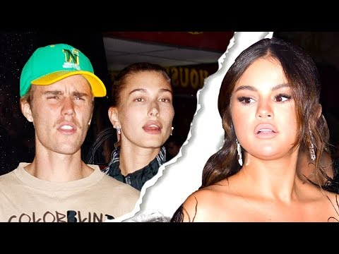it-happened...justin-and-hailey-bieber-react-to-selena-gomez's-new-music