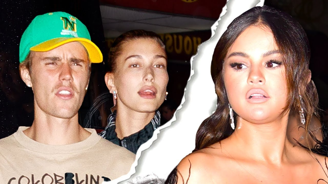 It happened...Justin and Hailey Bieber react to Selena Gomez's new music