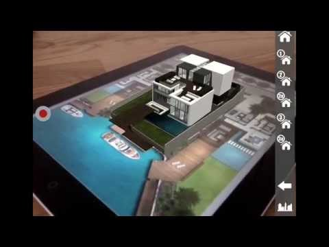 ARki: Augmented Reality Architectural Show-reel