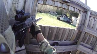 Karmageddon Airsoft Double D