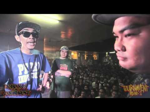 FlipTop - Andy G vs Sinio - Isabuhay Tournament