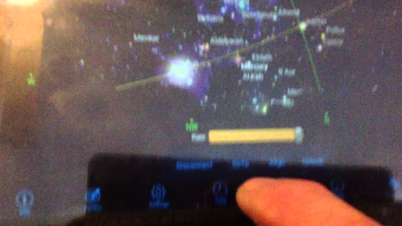 Bluetooth merlin mount controlled by Skysafari android no hand controller