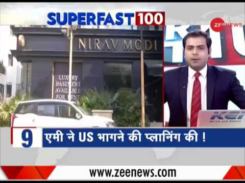 Superfast 100: Voting under way for Tripura Assembly elections 2018
