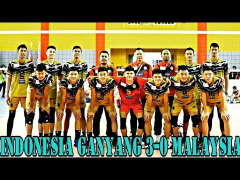 INDONESIA VS MALAYSIA SEMI FINAL ASEAN SCHOOL GAMES 2019