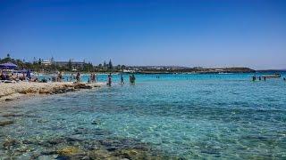 Пляж Нисси, Айя Напа (Кипр)(Пляж Нисси, Айя Напа (Кипр) Подробно о пляжах Кипра: http://forum.awd.ru/viewtopic.php?f=1302&t=289305., 2016-05-01T11:40:16.000Z)