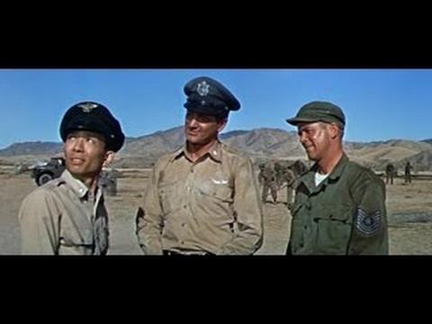 Battle Hymn (1957) - Rock Hudson, Anna Kashfi, Dan Duryea - BC Pro
